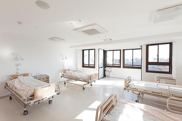 病床を持つ有床診療所