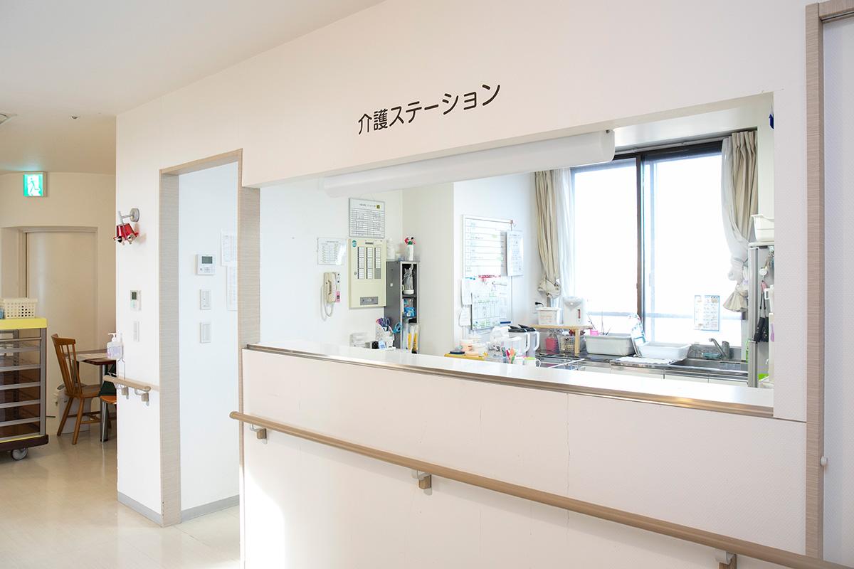 介護医療院ステーション