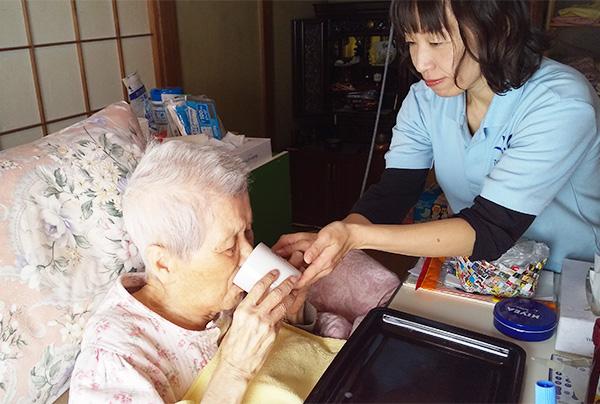 訪問看護とは